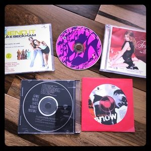 Fun and fabulous dance 90's cds
